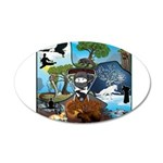 Natures Ninjas In The Seasons Wall Decal
