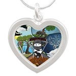 Natures Ninjas In The Seasons Necklaces