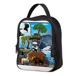 Natures Ninjas In The Seasons Neoprene Lunch Bag