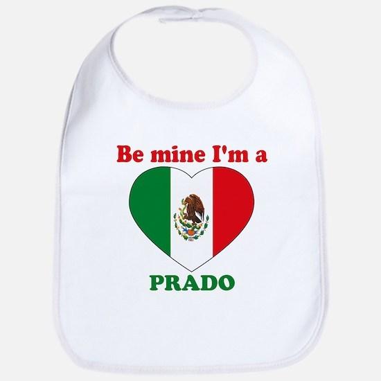 Prado, Valentine's Day Bib