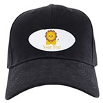 Personalizable Little Lion Baseball Hat