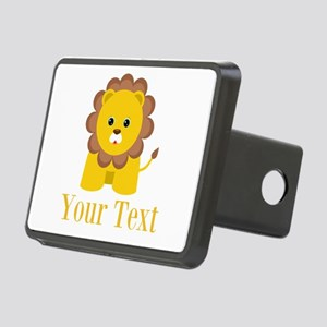 Personalizable Little Lion Hitch Cover