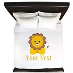 Personalizable Little Lion King Duvet