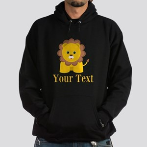 Personalizable Little Lion Hoodie