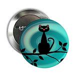 Black Cat on Branch Wave 2.25