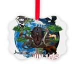 Natures Ninjas of The World Ornament