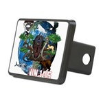 Natures Ninjas of The World Hitch Cover