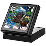 Natures Ninjas of The World Keepsake Box
