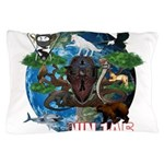 Natures Ninjas of The World Pillow Case