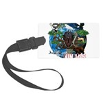 Natures Ninjas of The World Luggage Tag