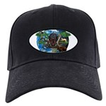 Natures Ninjas of The World Baseball Hat