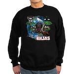 Natures Ninjas of The World Sweatshirt