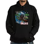 Natures Ninjas of The World Hoodie