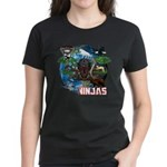 Natures Ninjas of The World T-Shirt
