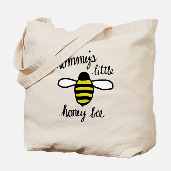 Mommy's Little Honey Bee Tote Bag