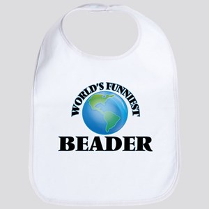 World's Funniest Beader Bib