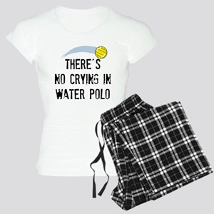 There's No Crying In Water Women's Light Pajamas