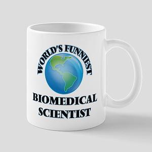 World's Funniest Biomedical Scientist Mugs