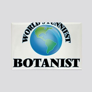 World's Funniest Botanist Magnets