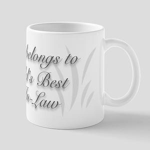 World's Best Sister-In-Law Mug