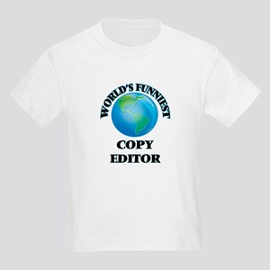 World's Funniest Copy Editor T-Shirt