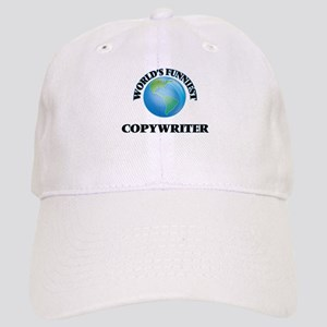 World's Funniest Copywriter Cap