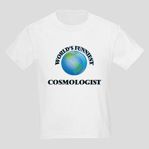 World's Funniest Cosmologist T-Shirt