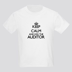 Keep calm and kiss the Auditor T-Shirt