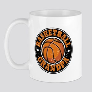 Basketball Grandpa Mug