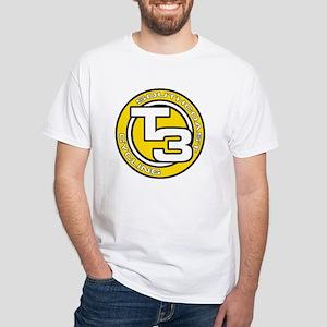T3 Southcoast Cycling Logo T-Shirt