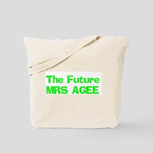 The Future MRS AGEE  Tote Bag
