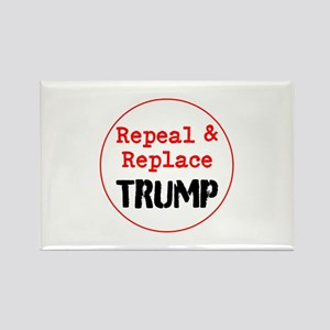 Repeal and replace trump Magnets