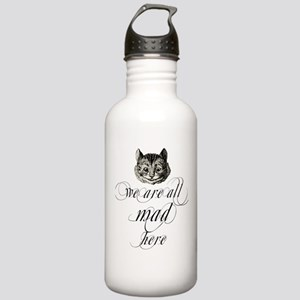 Cat Stainless Water Bottle 1.0L