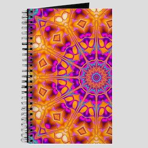 Trippy Hippy | v8 Geometric Mandala Journal