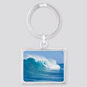 Blue Wave Keychains