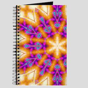 Trippy Hippy | v3. Geometric Mandala Journal