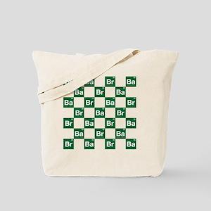 Breaking Bad Logo Pattern Tote Bag