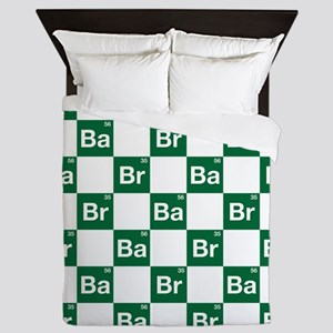 Breaking Bad Logo Pattern Queen Duvet