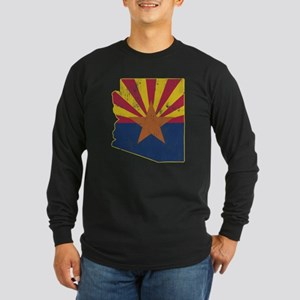 Vintage Arizona State Out Long Sleeve Dark T-Shirt