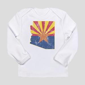 Vintage Arizona State O Long Sleeve Infant T-Shirt