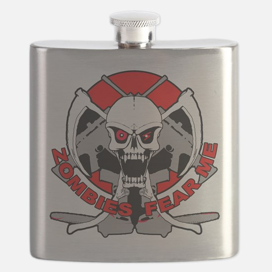 Zombies fear me r Flask