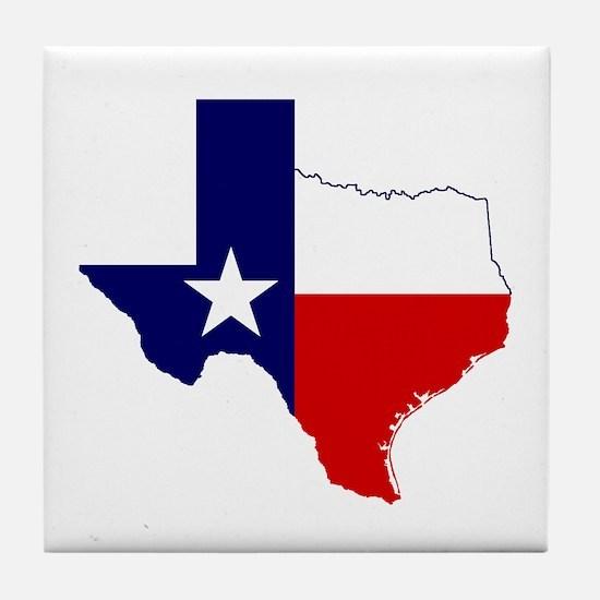 Great Texas Tile Coaster