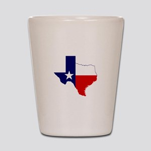 Great Texas Shot Glass