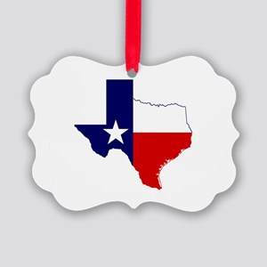 Great Texas Picture Ornament