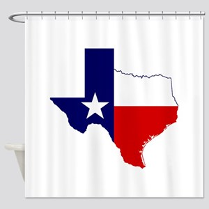 Great Texas Shower Curtain