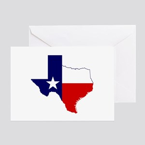 Great Texas Greeting Card