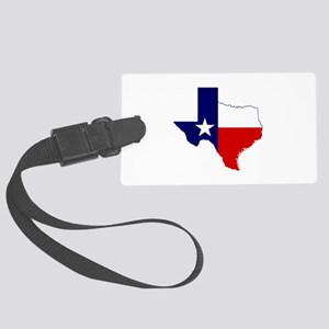 Great Texas Large Luggage Tag