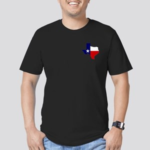 Great Texas Men's Fitted T-Shirt (dark)