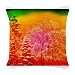 winterdream Woven Throw Pillow