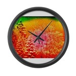 winterdream Large Wall Clock